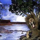 Wild Cat by Heztia