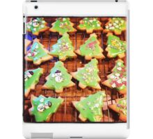 Christmas Biscuits iPad Case/Skin
