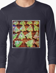 Christmas Biscuits Long Sleeve T-Shirt