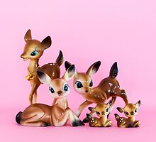 Bambi Family  by Candypop
