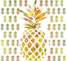 Pineapple mania I by rikken