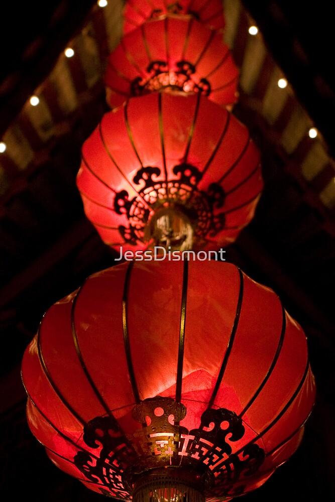 Chinese Lanterns 2 by JessDismont