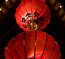 Chinese Lanterns 2 by JessDismont
