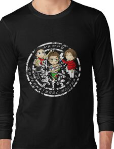 Oh Deanmas Tree... Long Sleeve T-Shirt