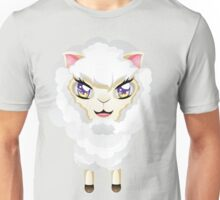 Cute Chibi Sheep 7 Unisex T-Shirt