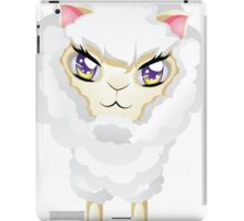 Cute Chibi Sheep 8 iPad Case/Skin