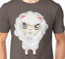 Cute Chibi Sheep 8 Unisex T-Shirt