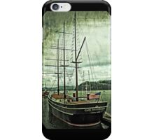 Cape Foulweather Sailing Ship iPhone Case/Skin