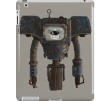 Pixel Securitron iPad Case/Skin
