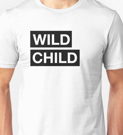 Wild child - Rude Boy Unisex T-Shirt