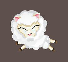 Cute Chibi Sheep 9 Unisex T-Shirt