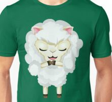 Cute Chibi Sheep 10 Unisex T-Shirt
