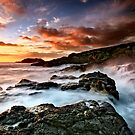 Seascapes by Annette Blattman