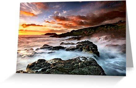 Kiama Dawn by Annette Blattman