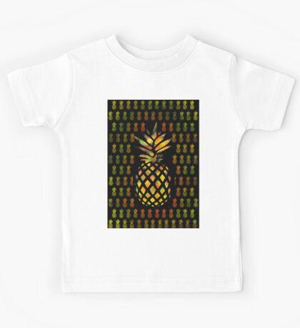 Pineapple mania Kids Tee