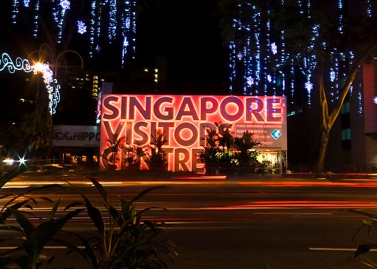 Singapore Visitors Centre by Keegan Wong