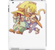 Zidane and Vivi iPad Case/Skin