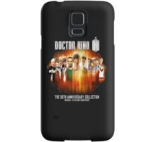 Doctor Who 50th Anniversary Samsung Galaxy Case/Skin