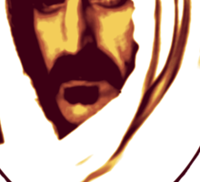 Sheik Yerbouti Sticker