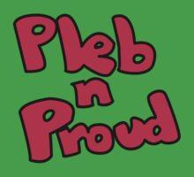 Pleb N Proud Baby Tee