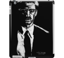 After Gotham: Commissioner Gordon iPad Case/Skin