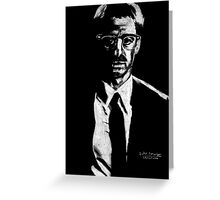 After Gotham: Commissioner Gordon Greeting Card