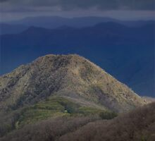 Little Mt Buller by Craig Mitchell