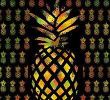 Pineapple mania by rikken
