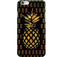 Pineapple mania iPhone Case/Skin