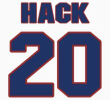 National baseball player Stan Hack jersey 20 by imsport