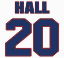 National baseball player Jimmie Hall jersey 20 by imsport