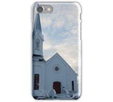 Newfields Community Church 01 iPhone Case/Skin