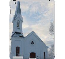 Newfields Community Church 01 iPad Case/Skin