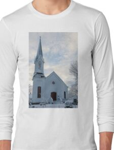 Newfields Community Church 01 Long Sleeve T-Shirt