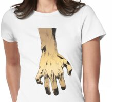 Wolverine - Bone Claws Womens Fitted T-Shirt