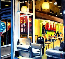 NYC Coffee by Robert Reeves