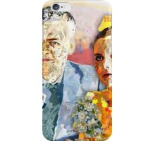 Steel and Daffodils iPhone Case/Skin