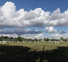 Cricket and the long white cloud by Ashley Ng