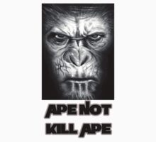 Caesar | Ape Not Kill Ape | Dawn of the Planet of the Apes by HarryJMichael