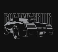 Mad Max Inspired Roadwarrior | Grey by GTOclothing
