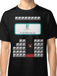 Boo is now following you! Classic T-Shirt