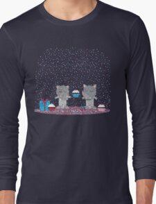 Cupcake Party Long Sleeve T-Shirt