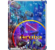 Aruba iPad Case/Skin