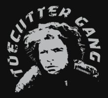 Mad Max Inspired Toecutter Gang Shirt | Grey Kids Clothes