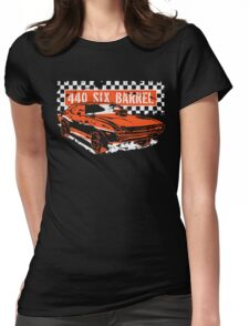 Dodge Challenger 440 Limited Edition Womens Fitted T-Shirt