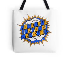 Powerful Beyond Measure Tote Bag