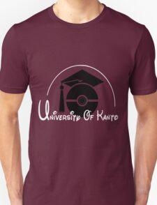 Pokemon 'University of Kanto' T-Shirt