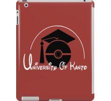 Pokemon 'University of Kanto' iPad Case/Skin