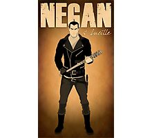The Walking Dead - Negan & Lucille 2 Photographic Print