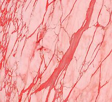 Pink marble stone by mikath